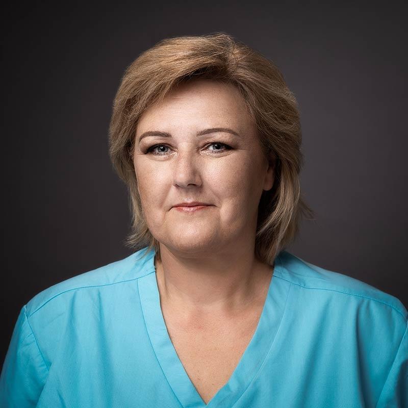 Image of Nurse Dalia Flood